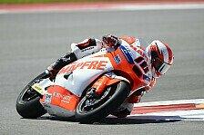 Moto2 - Schwieriges Rennen, auch f�r den Sieger: Die Stimmen vom Podium