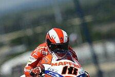 Moto2 - Harte Arbeit zahlt sich aus: Nico Terol