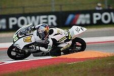 Moto3 - Sichere Zielankunft: Keine Punkte f�r Philipp �ttl