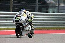 Moto3 - Platz 17 in Texas: Philipp �ttl sprintet fast in die Punkter�nge