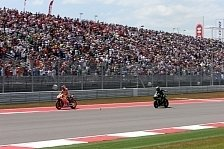 MotoGP - Bilderserie: Texas GP - Statistiken zum Wochenende