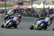 MotoGP - Problemreiches Wochenende: Avintia Blusens verfehlt Ziel