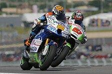 MotoGP - Erstmals schnellster CRT-Pilot: Barbera �berraschte mit Rang zehn