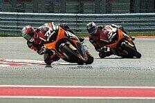MotoGP - Bremsen gaben R�tsel auf: Edwards von Bremsproblemen genervt
