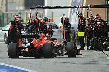 Formel 1 - Seit 2009 nie besser gewesen: Marussia beteuert: Finanzstabilit�t intakt