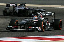 Formel 1 - Reifen machen es schwierig: Williams: In Europa soll alles besser werden