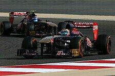 Formel 1 - Start der Aufholjagd: Toro-Rosso-Vorschau: Spanien GP