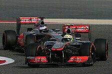 Formel 1 - Das Revier markieren: Watson: Perez wie ein Tier im Dschungel