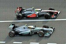 Formel 1 - Keine vorzeitigen Honda-Tests m�glich: McLaren: Beziehung zu Mercedes wird leiden