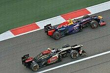 Formel 1 - Podium f�r Lotus mehr als realistisch: Valsecchi: R�ikk�nen ein gro�artiger Champion