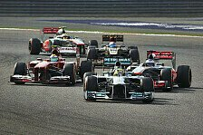 Formel 1 - Hei�es T�nzchen in der W�ste: Fan-Forum: Der Bahrain GP aus Sicht der User