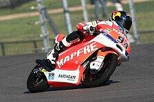 Moto3 - Moto3-Rennen vorzeitig abgebrochen: Folger bei Vinales-Sieg auf dem Podium