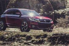 Auto - Geb�ndelte Technologie: Citroen stellt Concept Car DS Wild Rubis vor