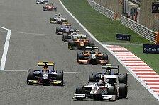 GP2 - Premiere in Russland: GP2- Kalender mit elf Veranstaltungen