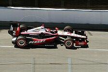 IndyCar - Zwei Rennen in einer Woche: Allmendinger startet auch in Detroit