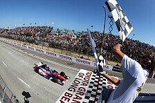 IndyCar - Jagd auf den Titel: Sato bleibt bei AJ Foyt Racing
