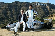 Formel E - Formel E: Stippvisite in Los Angeles