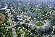 NIGHT of the JUMPs - Drei deutsche Starter: EM-Wettbewerb in der M�nchner Olympiahalle