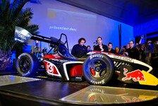 Formula Student - Aerodynamische Effizienz wie in der Formel 1: Rollout - joanneum racing graz