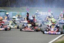 ADAC Kart Masters - Schirmherr Ralf Schumacher startet bei den Schaltkarts: St�rkste Kartserie geht in die zweite Runde