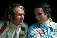 Formel 1 heute vor 50 Jahren: Debüt der ziemlich besten Feinde