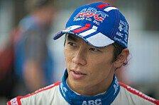 Formel E - Sato wird Entwicklungsfahrer in der Formel E