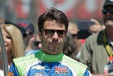 IndyCar - Servia ersetzt verstorbenen Wilson beim Finale