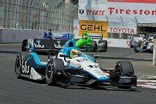 IndyCar - Zweiter Auftritt des Stra�enkurzspezialisten: Conway: F�r Dale Coyne Racing nach Detroit