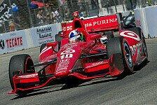 IndyCar - Weitere OPs m�glich : Franchitti nach Unfall: Finale f�llt flach