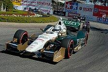 IndyCar - Andretti-Piloten schnell unterwegs: Indy 500: Carpenter & Munoz dominieren Auftakt