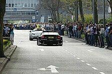 DTM - Mercedes-Piloten in Untert�rkheim
