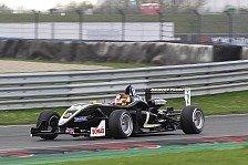 Formel 3 Cup - Sensationeller Start in die Saison: Kirchh�fer gewinnt Auftakt in Oschersleben