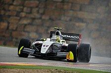 WS by Renault - Qualifying mittendrin abgebrochen: Negrao holt Regen-Pole in Ungarn