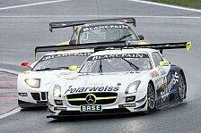ADAC GT Masters - Premiere aufder Formel-1-Strecke von Spa: Polarweiss Racing gespannt auf Spa-Francorchamps