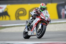 Superbike - N�chste Station: Monza: Althea-Racing am Weg nach oben
