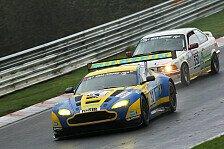 24 h Nürburgring - Mücke startet für Aston Martin