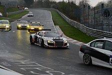 24 h N�rburgring - Audi-Stimmen vor dem Rennen