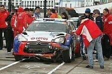 Mehr Rallyes - Robert Kubica bei der Rallye Azoren