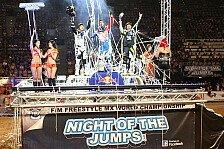 NIGHT of the JUMPs - Olympiahalle drohte �berzukochen: Dany Torres holt in M�nchen ersten Sieg