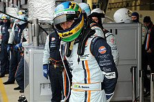 WEC - Noch ein Podium w�re super!: Bruno Senna