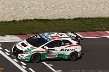 WTCC - Unfall in Ungarn: Video - Tarquinis Crash am Hungaroring