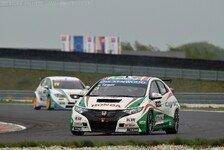 WTCC - Drei Honda auf dem Podium: Tarquini f�hrt zum ersten Saisonsieg