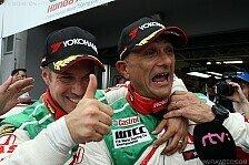 WTCC - Klares Ziel: Rennsiege: Honda: Auch 2014 mit Tarquini und Monteiro