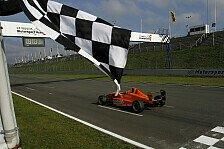 ADAC Formel Masters - Beitske Visser trifft Formel-1-Star Mark Webber: Fahrerlagergeschichten aus Oschersleben