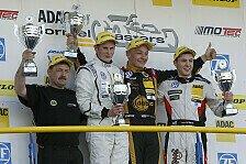 ADAC Formel Masters - Riener auf die H�rner genommen: Neuhauser Racing startet mit Podestpl�tzen