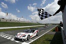 ADAC GT Masters - Nervenkitzel Spa: Callaway-Corvette auf der Ardennen-Achterbahn