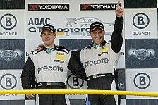 ADAC GT Masters - Vom Pechvogel zum Sieger: Bourdeaux & Renauer holen Klassensieg
