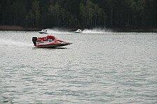 ADAC Motorboot Cup - Perfekte Vorstellung beim Auftakt des ADAC Motorboot Cup: K�pcke r�umt in Halbendorf alles ab