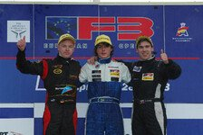 Motorsport - Pohler mit Platz 2 beim Formel 3-Debüt