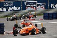 ADAC Formel Masters - Im Saisonverlauf schneller werden: Maggi: Beim ersten Mal noch etwas nerv�s